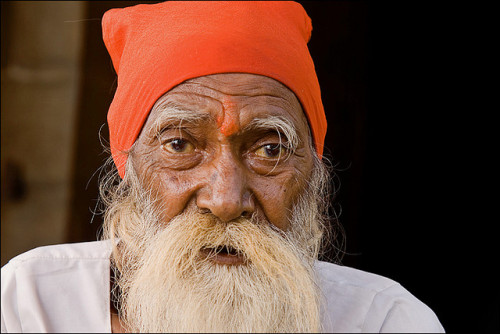 Omkar baba by Elishams on Flickr.