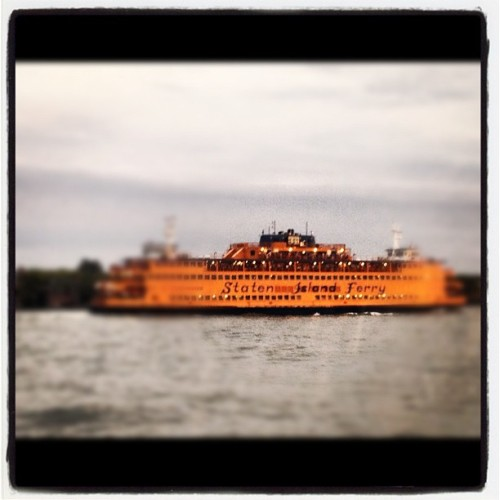 PHOTO of the day | August 27, 2012 | Staten Island Ferry