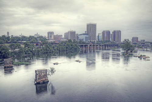 RVA- Richmond skyline by Jared Campbell Photography on Flickr.