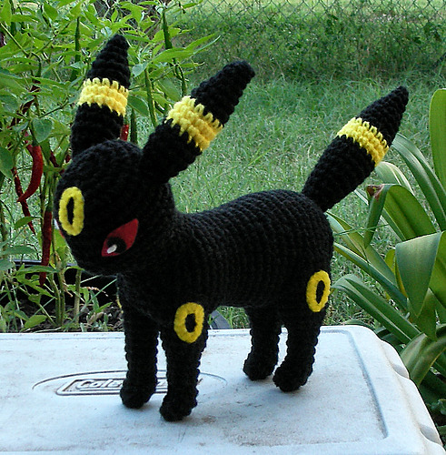 Umbreon! Looks really good…