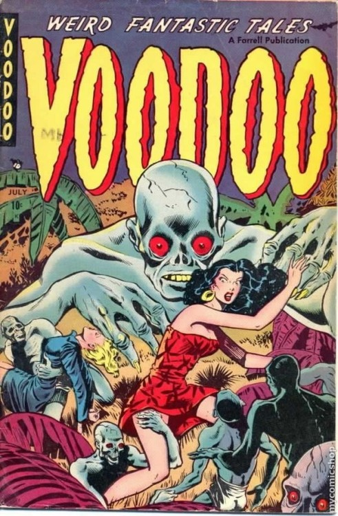 Voodoo #2-Published July 1952 by Ajax