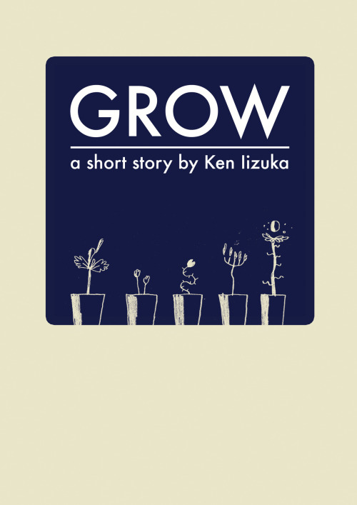 Grow is a little zine project I did with the always fabulous EV Collective. The brief was to make a zine using 3 sheets of A4 paper and a limited 3 colour palette. I decided to create a short narrative. I'm just about to print it off!