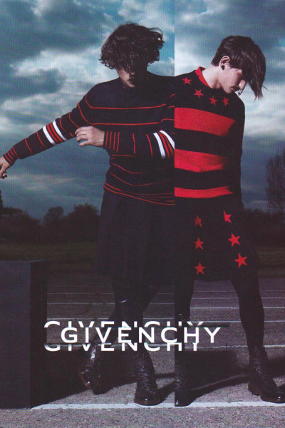 【GIVENCHY 2012 FALL/WINTER CAMPAGIN】 HYPEBEAST 有售