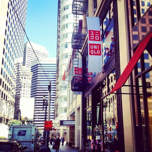 jonathanpham:  Taken with Instagram  Come to the Pop-Up Shop at 117 Post St from now till the end of September!
