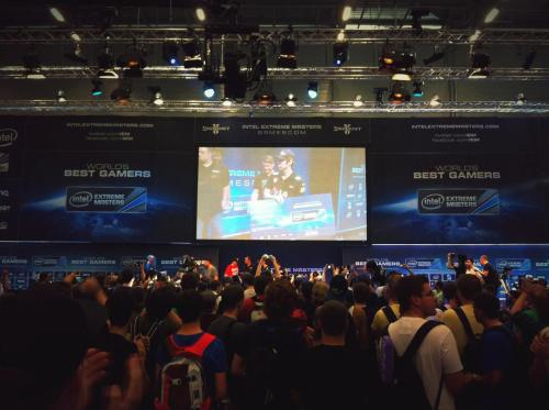 IM Mvp wins the Intel Extreme Masters 7 StarCraft II at GamesCom!