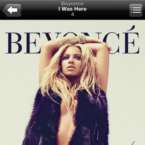 wow. amazing song. amazing woman.❤ #Beyonce #IWasHere #HumanitarianDay #Beautiful #Song #QueenB #Bey #BeyHive 🎵👌 (Taken with Instagram)