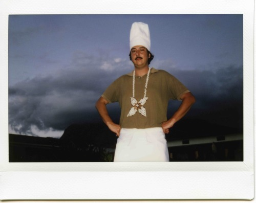 "Polaroid from the shooting of ""Tabu"" #21 directed by Miguel Gomes"