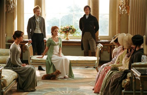 kingdomofdust:  Pride and Prejudice