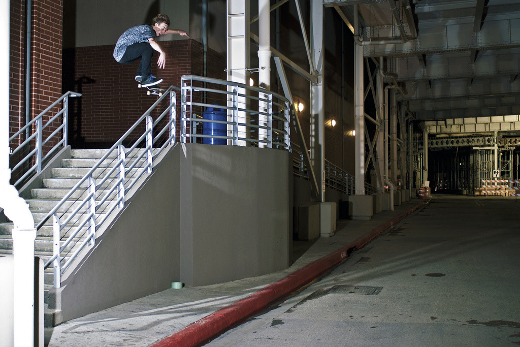 Shawn Rindfuss #ollie #houston S/O to @sup_chuck for holding my flash. #skateboarding #weouther #trillshit Broderick Garner Photo
