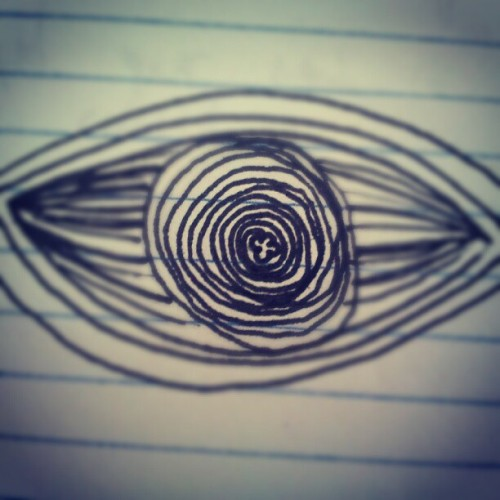 #bored , #instamood , #surreal , #drawing , #weird , #strange (Taken with Instagram)