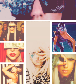 'THE FAME - GAGA' www.ROBMYMIND.tumblr.com