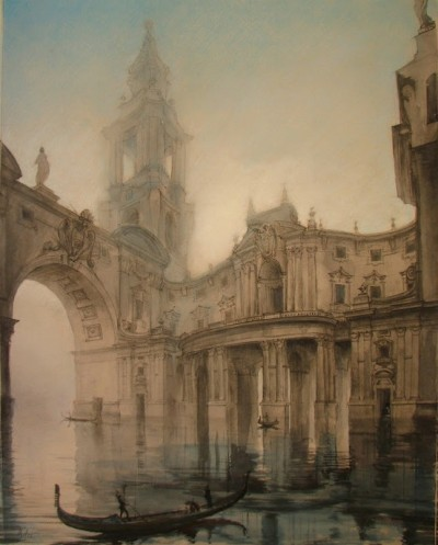 """""""TheSorrows, formerly known asChroyane, is a ruined city that sits at the confluence of theLhoruluand theRhoyne, at the southern most point of theGolden Fields.Mists rule the area and people infected withgreyscaleroam the area. They are called&n"""