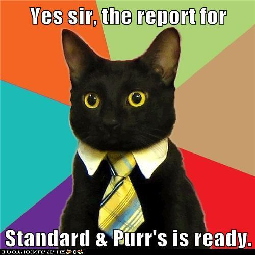 Business Cat: It Should Be In Your Litter Boxhttp://advice-animal.tumblr.com