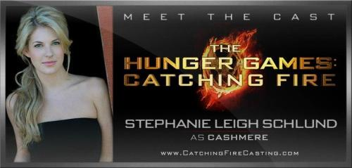 #HungerGames – La Ragazza di Fuoco: la splendida Stephanie Leigh Schlund sarà Cashmere! (via Hunger Games – La Ragazza di Fuoco: la splendida Stephanie Leigh Schlund sarà Cashmere! | Il blog di ScreenWeek.it)