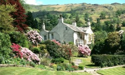 alpenstrasse:  Rydal Mount, Lake District, England (home of William Wordsworth)