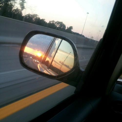 Sunrise in ohio :) #nofilter #phonephotography #nature (Taken with Instagram)