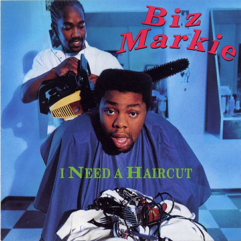BACK IN THE DAY |8/27/91| Biz Markie released his third album, I Need a Haircut, on Cold Chillin' Records.