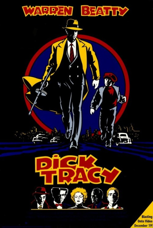 Dick Tracy/Beatty/1990