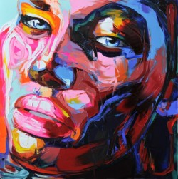 Artist Françoise Nielly | via: http://devidsketchbook.com