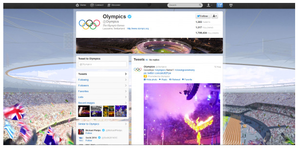 Five Social Media Marketing Lessons from #London2012