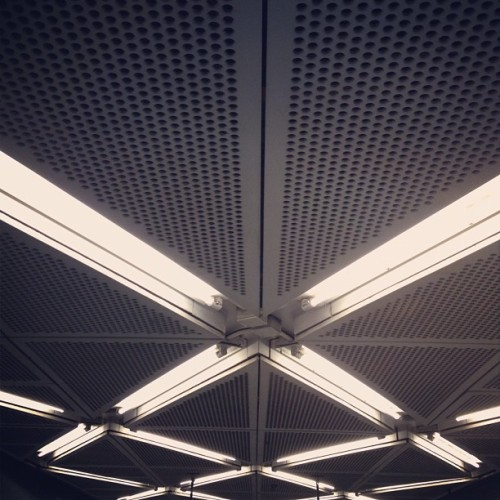 #pattern #MTA (Taken with Instagram)