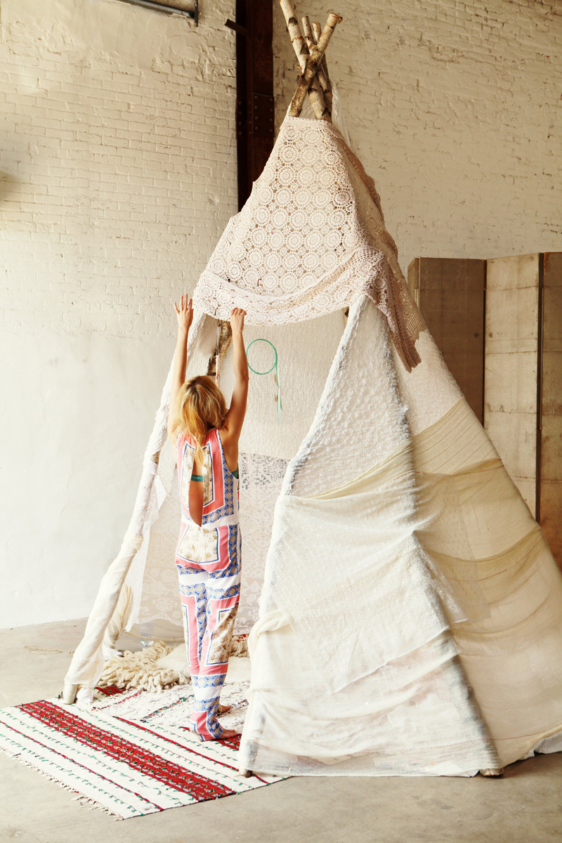 freepeople:  weekend hideaway