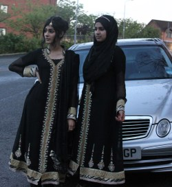 Me & My Little cousin Went Matching ~Eid2012