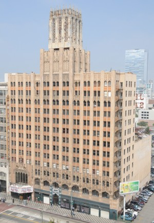 Very excited to hear that the ACE Hotel is moving into the historic United Artists building in downtown LA