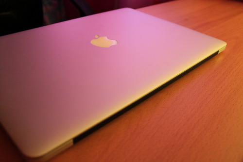 MacBook Pro Retina 2012 by Applesnowleo on Flickr.
