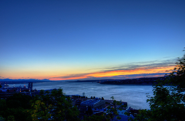 Good morning Québec!! by Olympe B. on Flickr.