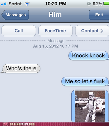 memehumor:  As a Stormtrooper You Probably Can't Hit Anythinghttp://memehumor.tumblr.com