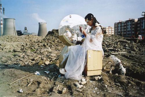 Ellisis's Series No.1, 2002Color photograph, edition of 832 5/8 x 48 1/8 inches82.9 x 122.2 cm You can see this photograph in CAMH's upcoming exhibition, Perspectives 180 - Unfinished Country: New Video from China opening November 2nd!