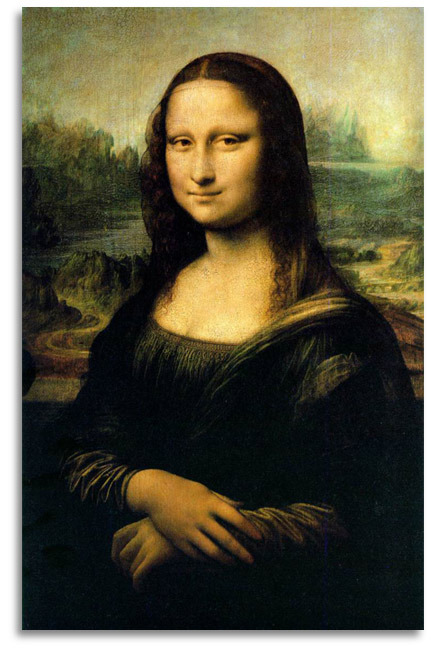 "August 21, 1911:  Theft of the Mona Lisa On this day in 1911, Leonardo da Vinci's masterpiece, the Mona Lisa, was stolen from the Louvre in Paris by an employee who walked out of the museum with the painting in his jacket. The thief, Vincenzo Peruggia, claimed to have been motivated by his patriotism to Italy, to where he believed the Mona Lisa should be returned.  However, after two years of having the da Vinci painting in his possession, Peruggia was apprehended trying exchange it for ransom money. In 1998, a portrait of a young Renaissance woman was sold for $20,000.  This portrait is now thought to be an undiscovered masterwork by Leonardo da Vinci worth more than $100 million.   NOVA's ""Mystery of a Masterpiece"" investigates whether or not the painting was really a lost Leonardo."