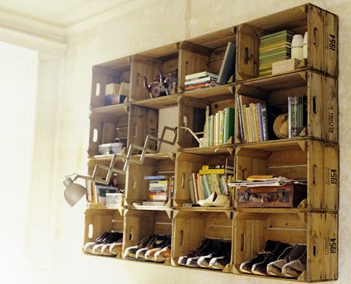 5 Things to Do… With Apple Crates