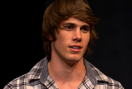 The Glee Project winner Blake Jenner talks backstage tears, his chemistry with fellow contender Nellie, and what sets him apart from the rest in this TVLine INTERVIEW: http://ow.ly/d5V3P  What were YOU surprised to learn about Blake?