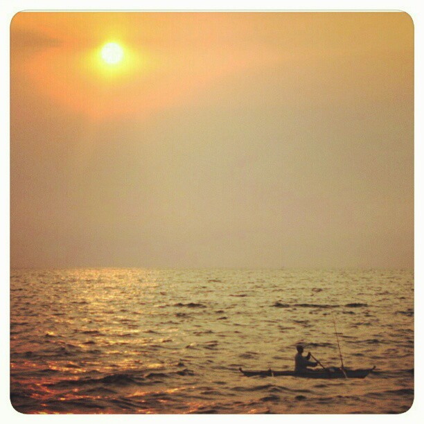 #Sunset #ManilaBay (Taken with Instagram)