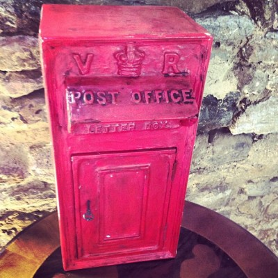 #Vintage #Post #Office #Letter #Box  (Taken with Instagram at Home UK)