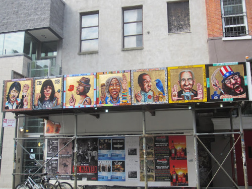 karateboogaloo:  Saints of the Lower East Side  I could get behind this religion.