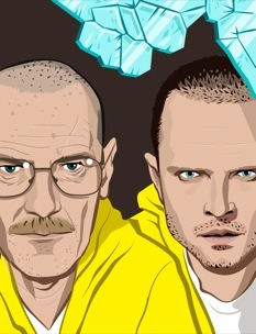 "Emily Nussbaum on ""Breaking Bad,"" ""a very strange kind of must-watch: a show that you dread and crave at the same time."" Click-through to continue reading: http://nyr.kr/R57IVz"