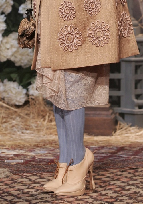 lavandula:  john galliano autumn/winter 2007-2008