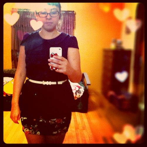 Day 20: I always find new outfit combinations in my massive closet👗 #photooftheday #pictureoftheday #picoftheday  (Taken with Instagram)