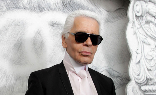 What's Karl Lagerfeld's strange beauty habit? Find out when you check out some of these weird celebrity beauty habits!