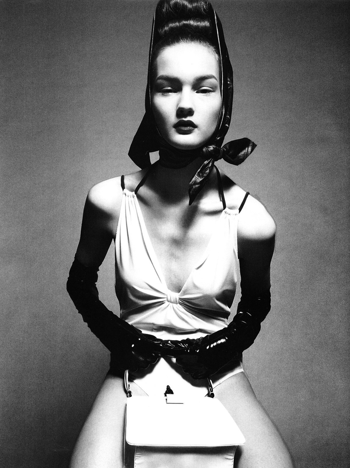 Kirsi Pyrhonen by Steven Meisel l Vogue Italia May2010
