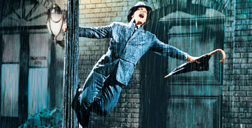 "August 23, 2012:  100th Anniversary of Gene Kelly's Birth On this day in 1912, American performer and choreographer Eugene ""Gene"" Kelly was born in Pittsburgh, Pennsylvania.  Most known today for his starring roles in Singin' in the Rain and An American in Paris, Gene Kelly is regarded as one of the greatest male stars of all time. Check out this American Masters timeline of Gene Kelly's life and career."