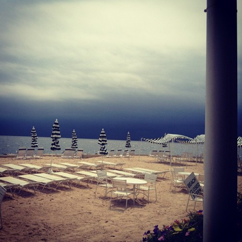 There's a storm comin', 'Arry (Taken with Instagram)