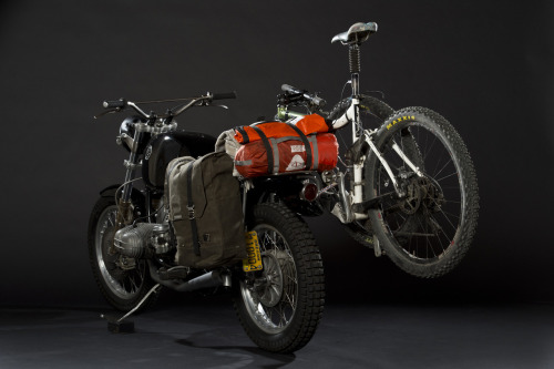 crowemetalco:  finished studio shots of the BMW camper special, photos by jon humphries