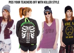 OMG the entire store is 20% off for back to school…do it www.dollskill.com