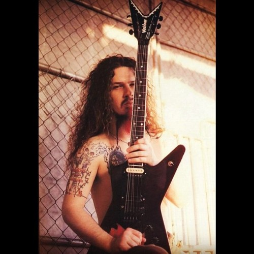Happy 46th birthday, Dimebag! (Taken with Instagram)