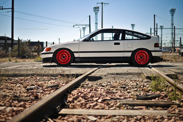 zingsan:  French CRX by R.K_photography on Flickr.