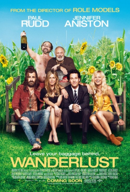 Lmfao another film in which Paul Rudd is flawless. While the hippie jokes got a little tired after a while, I still laughed a lot throughout the whole movie. Rating: 8/10